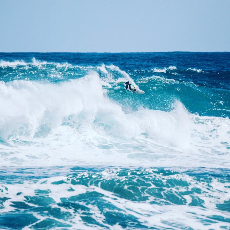 OPEN SURF Y BODYBOARD PLAYA EL SOCORRO 2018 - Inscríbete