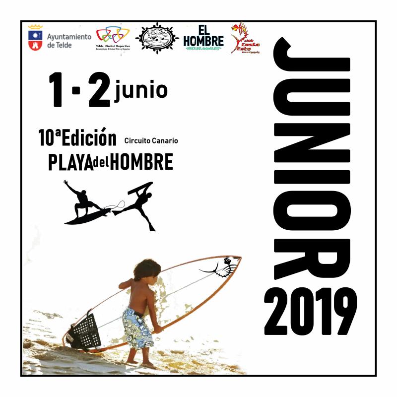 CAMPEONATO CIRCUITO CANARIO PROMESAS DE SURF Y BODY BOARD - Inscríbete