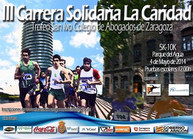 III CARRERA SOLIDARIA LA CARIDAD - Inscríbete