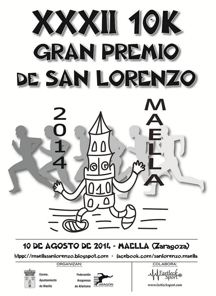 XXXII GRAN PREMIO MAELLA 10K - Inscríbete