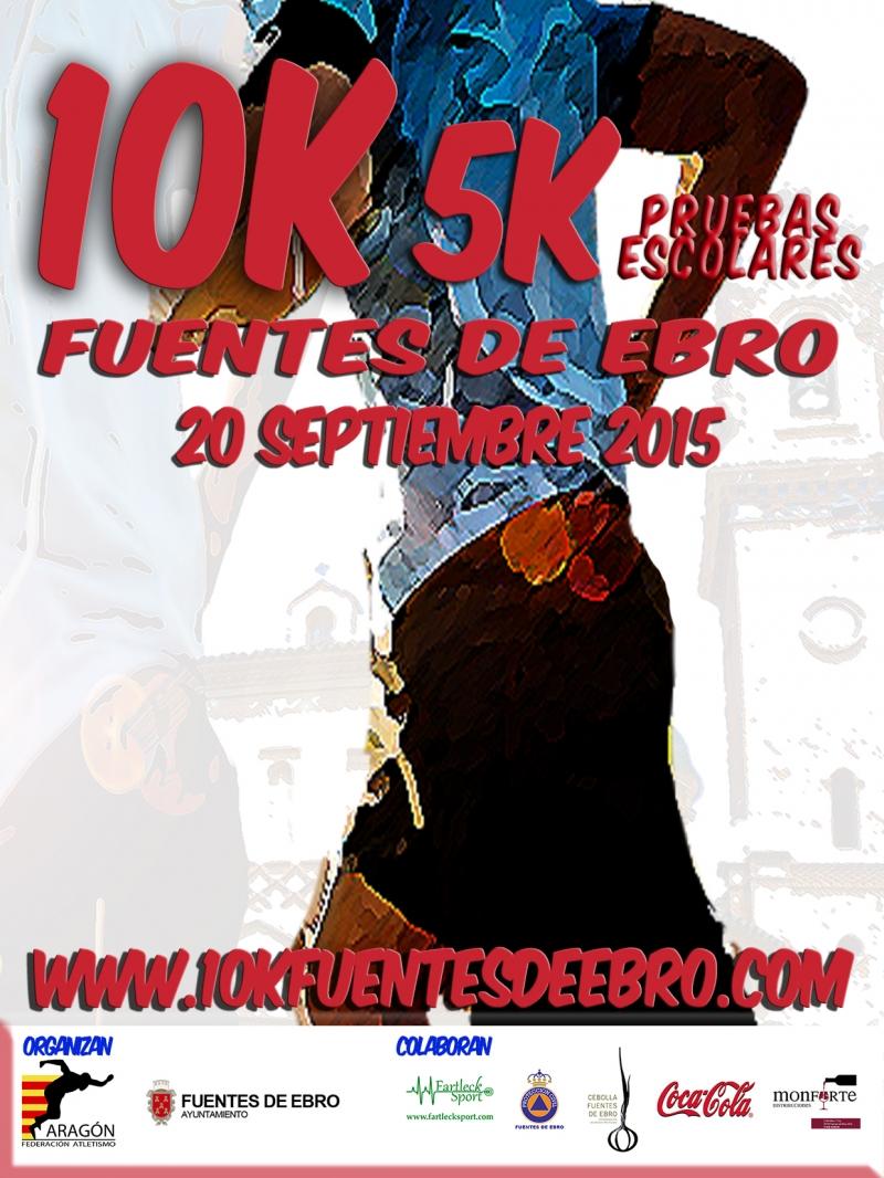 10K FUENTES DE EBRO 2015 - Inscríbete