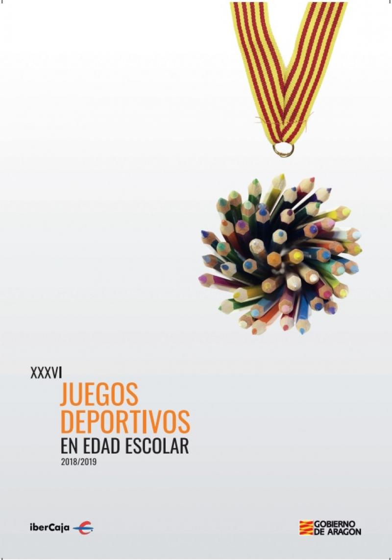 DORSAL ESCOLAR ARAGÓN 2018-2019 - Inscríbete