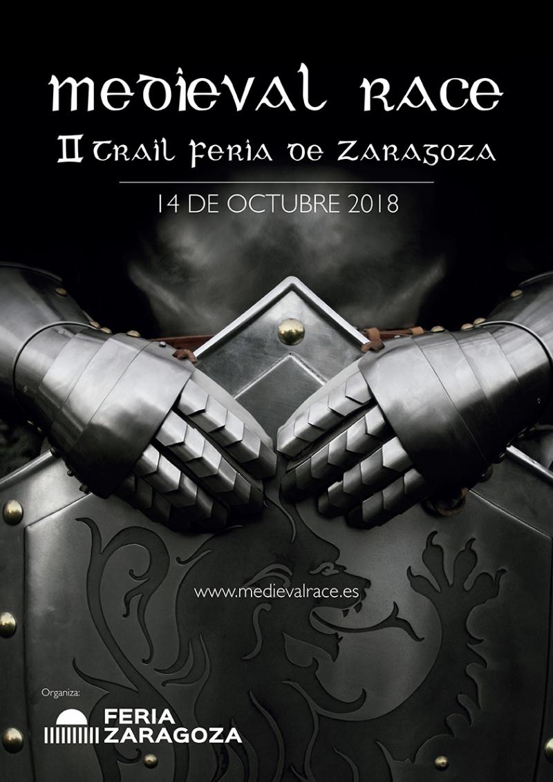 MEDIEVAL RACE  II TRAIL FERIA DE ZARAGOZA - Inscríbete