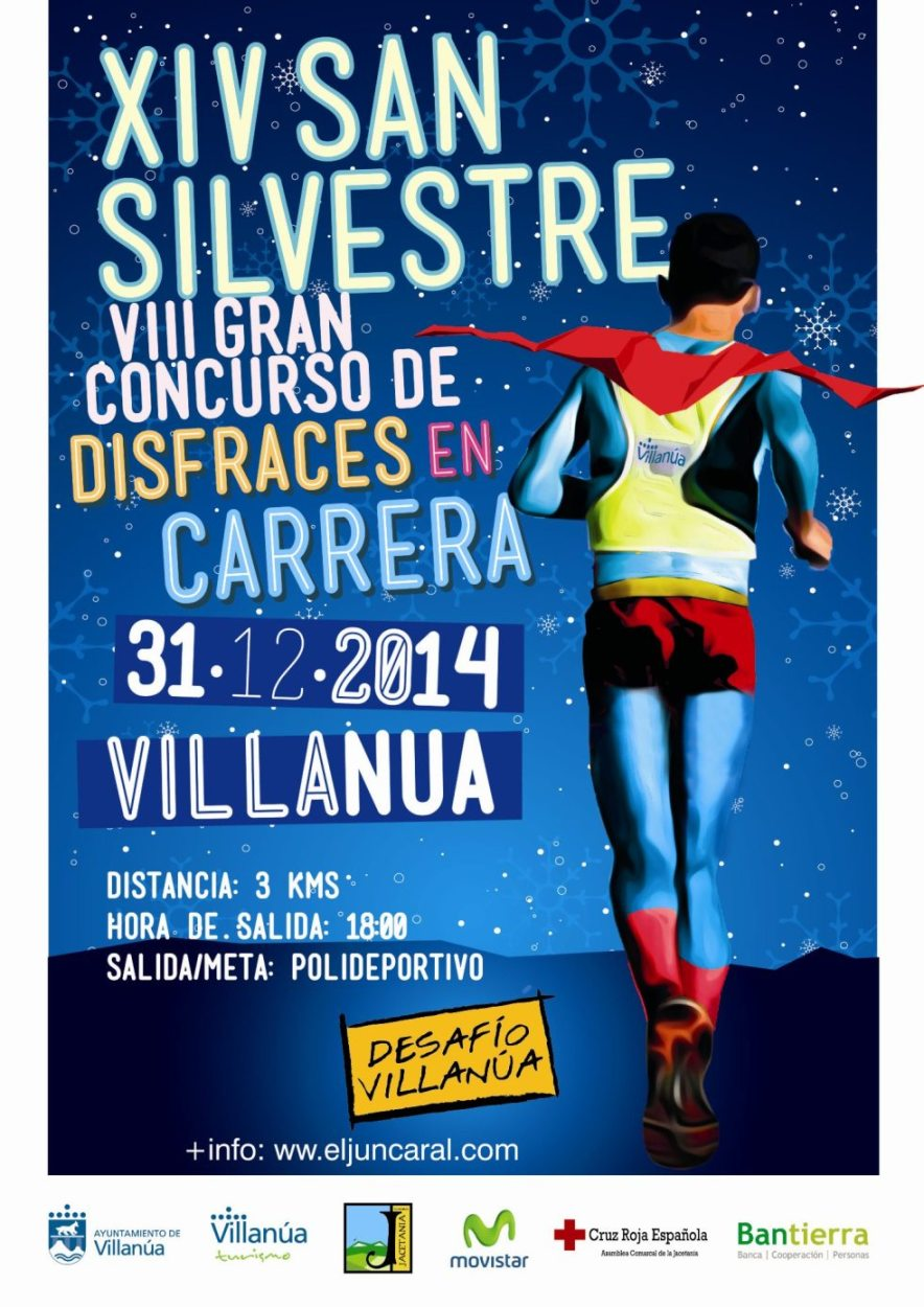 14ª SAN SILVESTRE DE VILLANÚA - Inscríbete