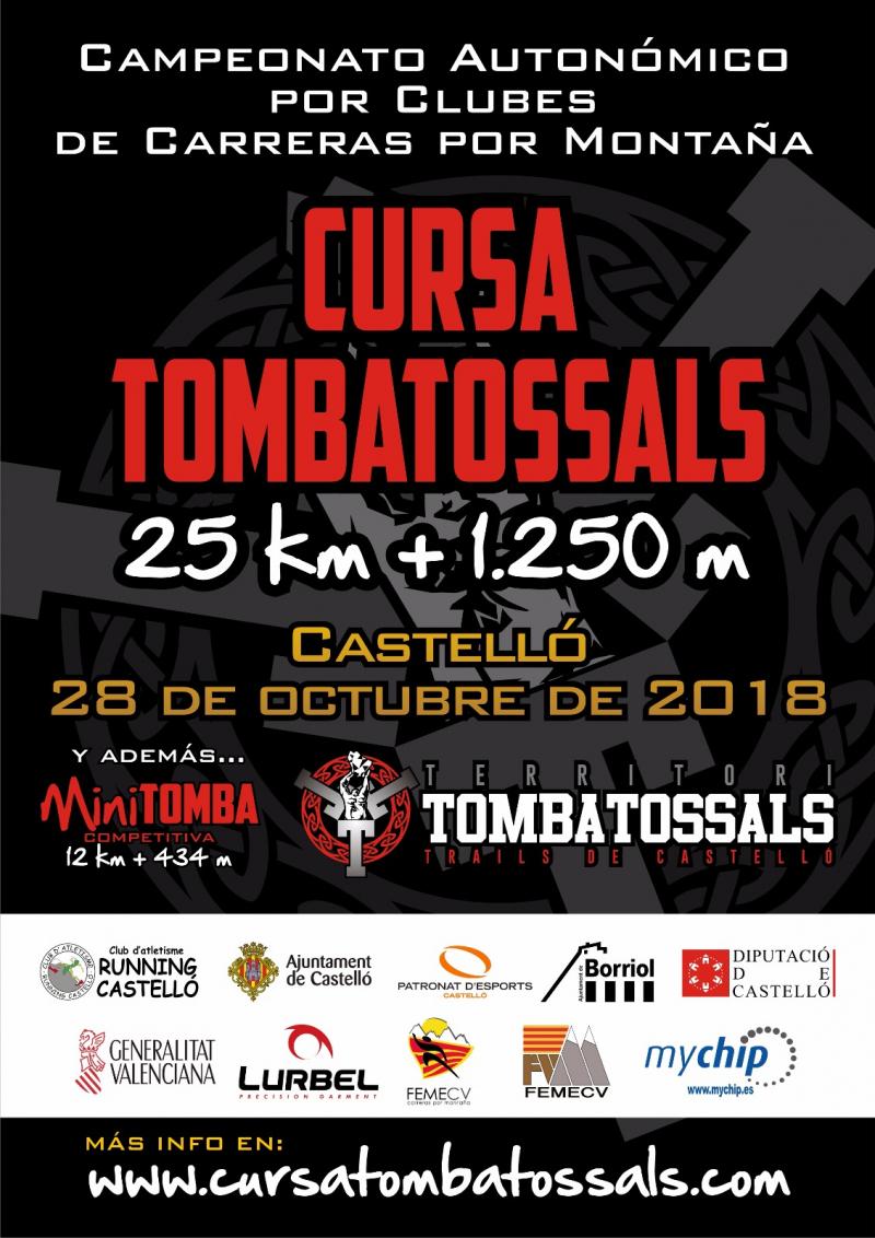 CURSA TOMBATOSSALS - MINITOMBA - CTO. AUTONÓMICO CLUBES FEMECV - Inscríbete