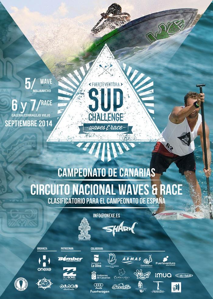 FUERTEVENTURA SUP CHALLENGE WAVES & RACE 2014 - Inscríbete