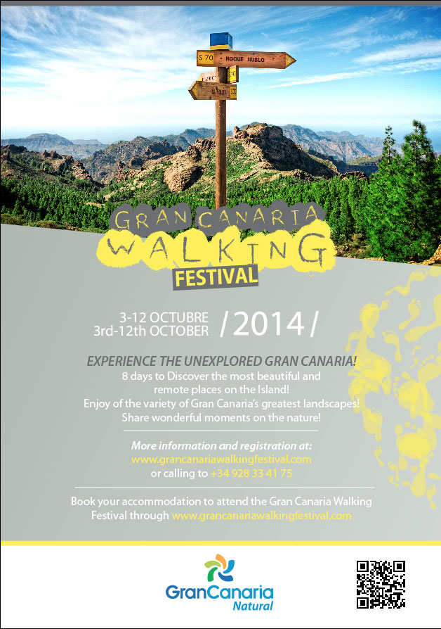 GRAN CANARIA WALKING FESTIVAL 2014 - CLUBS - Inscríbete