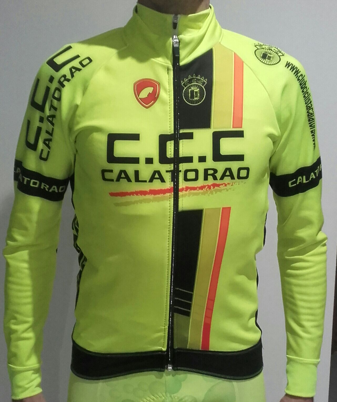 PEDIDOS CHAQUETA DE INVIERTO CCC (Club ciclista Calatorao) - Inscríbete