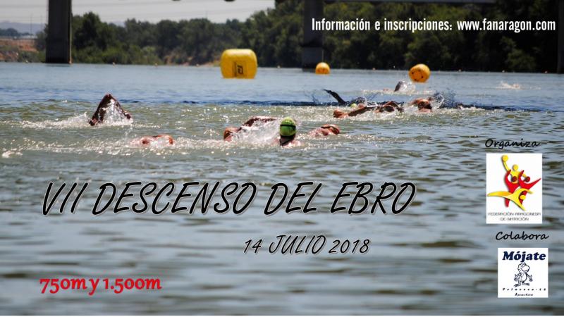 VII DESCENSO DEL EBRO 2018 - Inscríbete