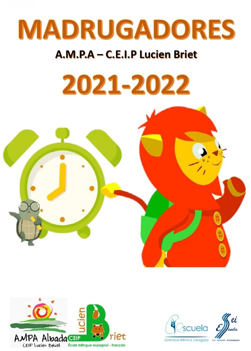 MADRUGADORES LUCIEN BRIET 2020-2021 - Inscríbete