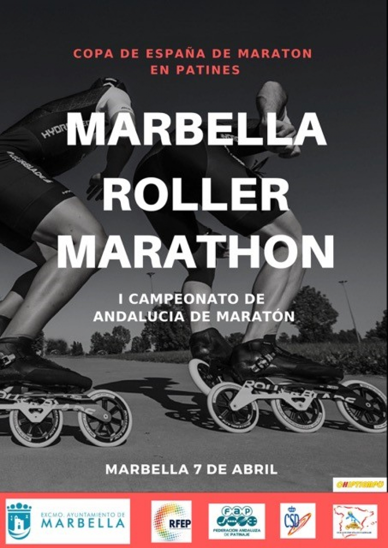 MARBELLA ROLLER MARATÓN - Inscríbete