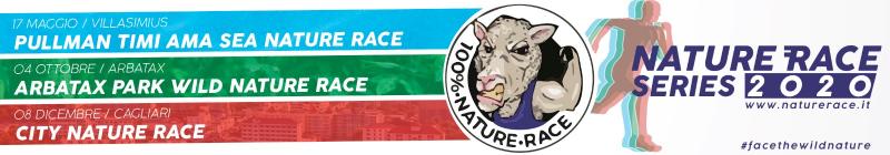 NATURE RACE SERIES 2020 - Iscriviti