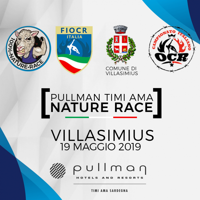 PULLMAN TIMI AMA NATURE RACE - VILLASIMIUS - Iscriviti
