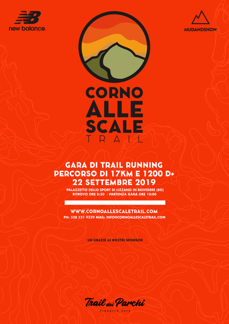 CORNO ALLE SCALE TRAIL 2019 - Iscriviti