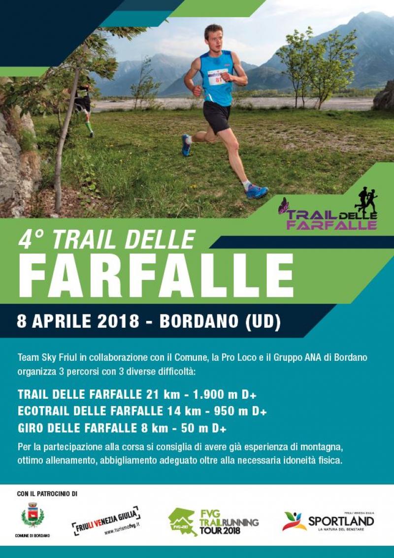 TRAIL DELLE FARFALLE - Iscriviti