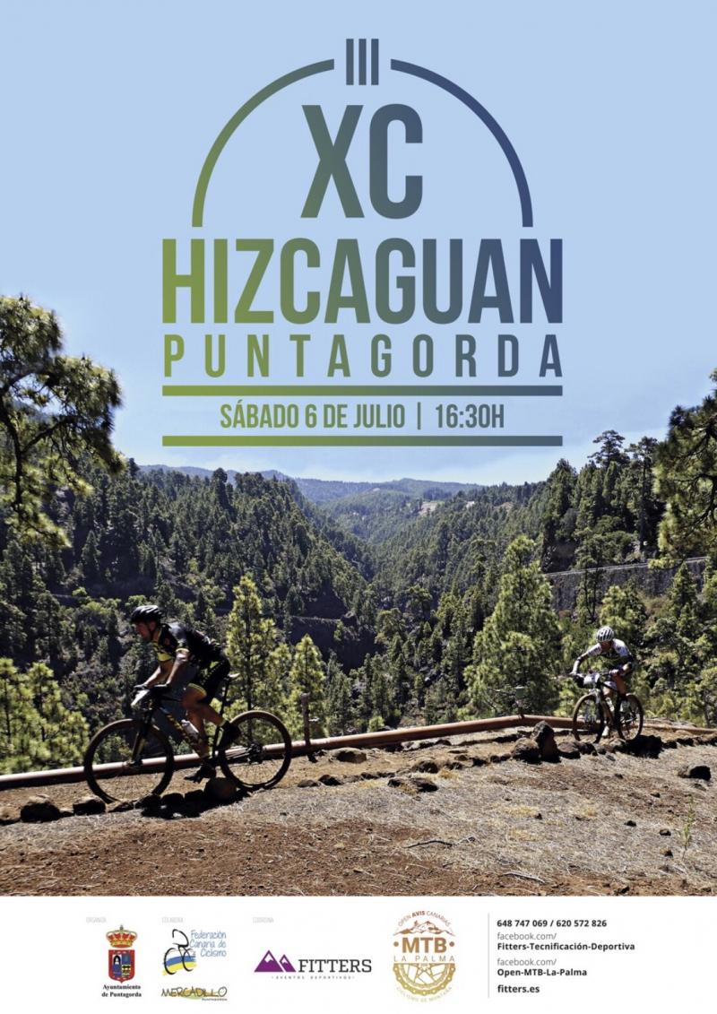 XC HIZCAGUAN PUNTAGORDA 2019 - Inscríbete
