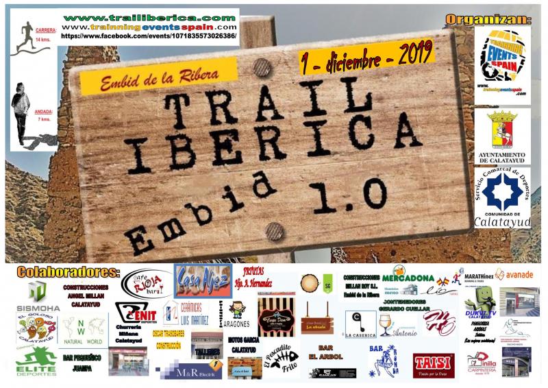 TRAIL IBERICA EBID 1.0 - Inscríbete