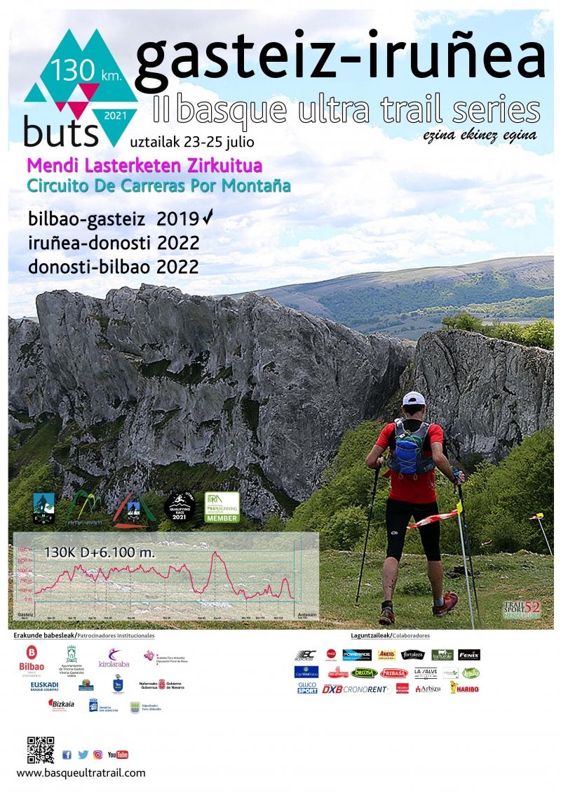 BUTS GASTEIZ-IRUÑEA 2021 - Register