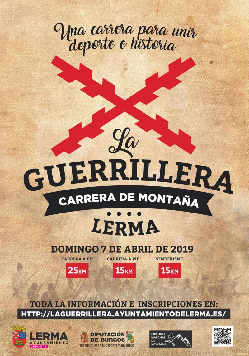 LA GUERRILLERA 2019 - Inscríbete