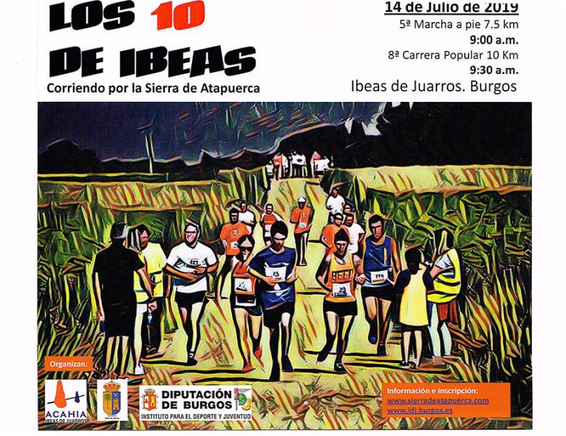 LOS 10 DE IBEAS - Inscríbete