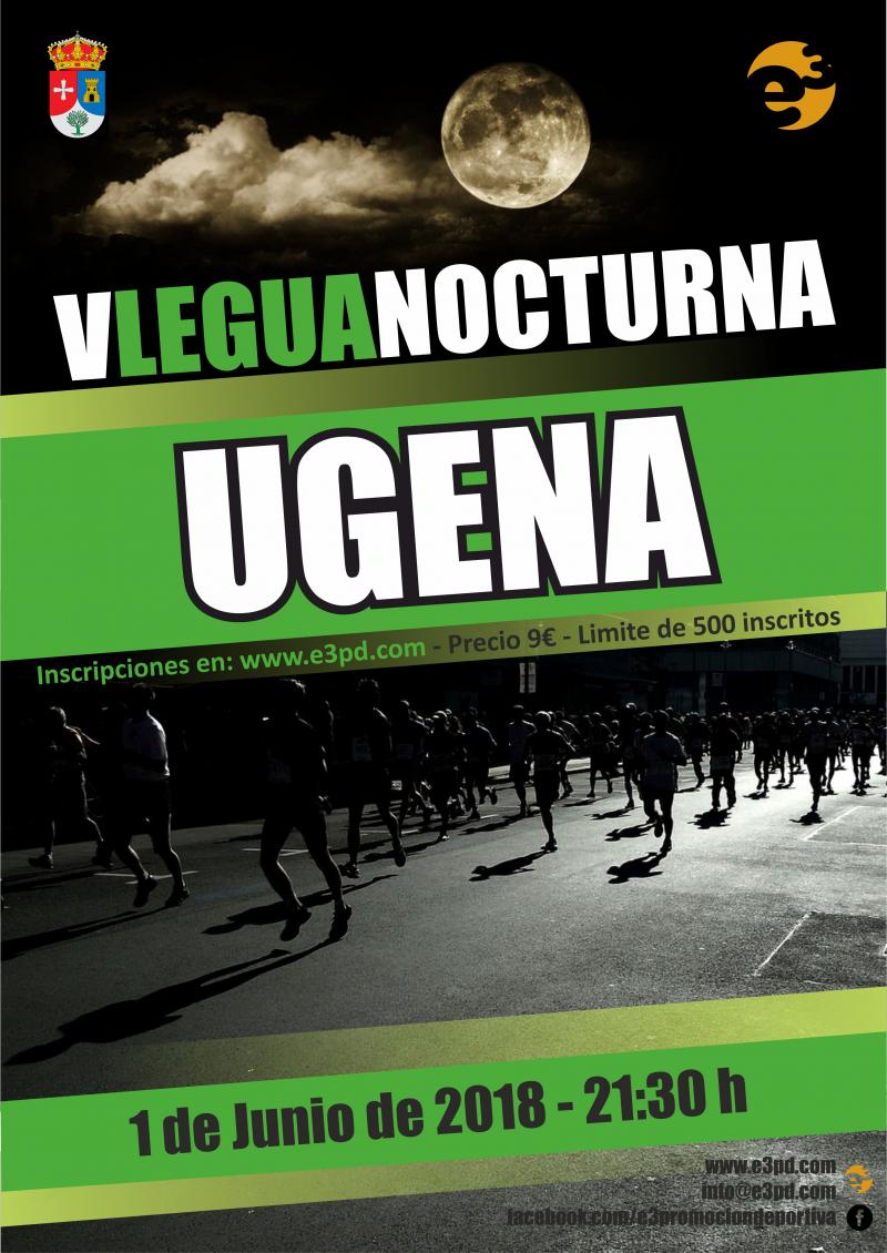 Resultados V LEGUA NOCTURNA DE UGENA