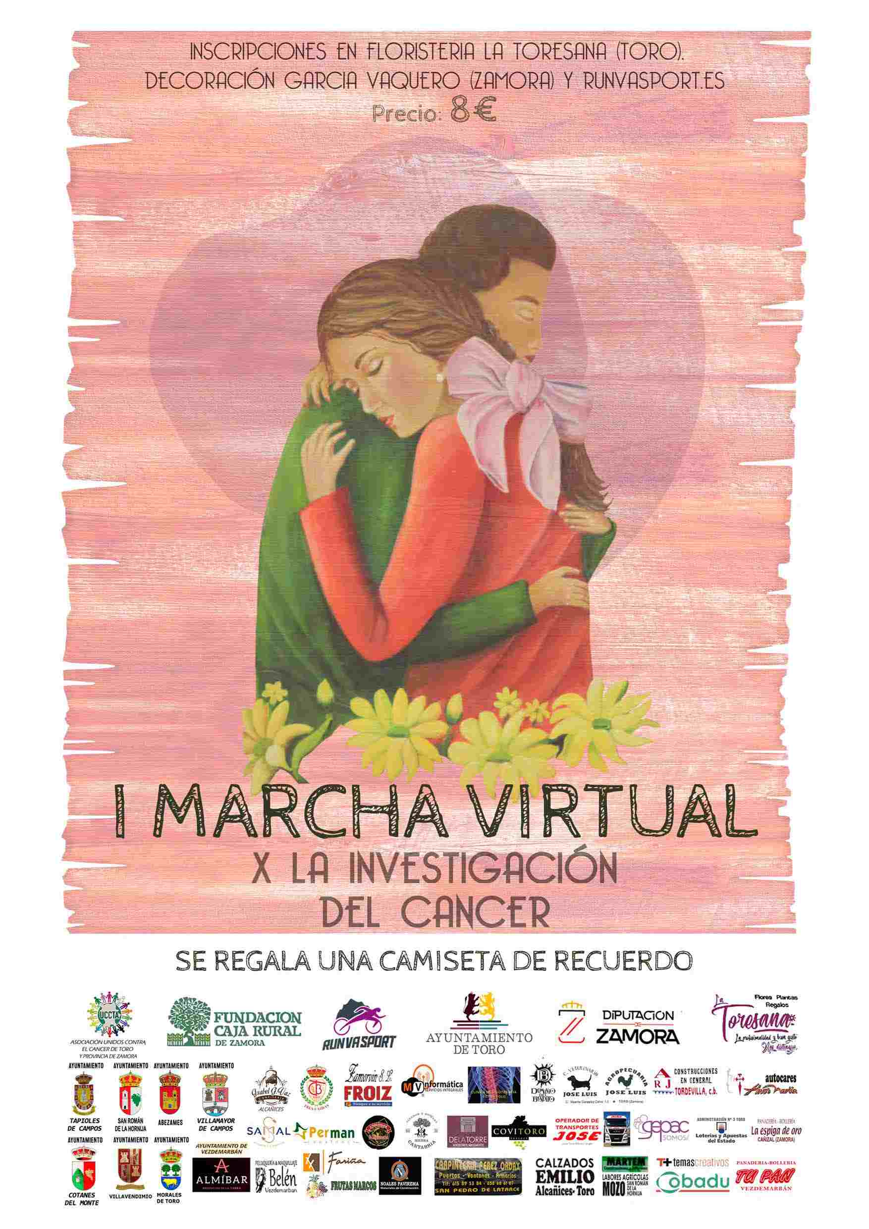 Event Poster I MARCHA VIRTUAL