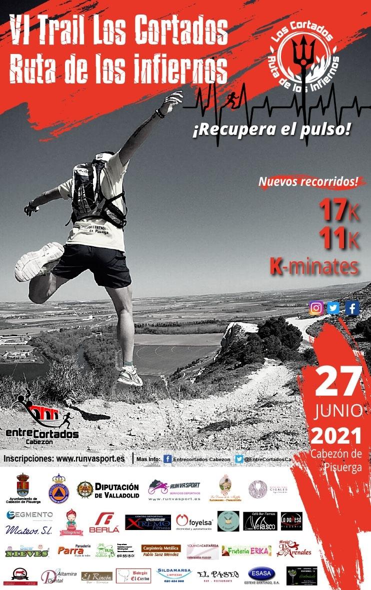 Event Poster VI TRAIL LOS CORTADOS