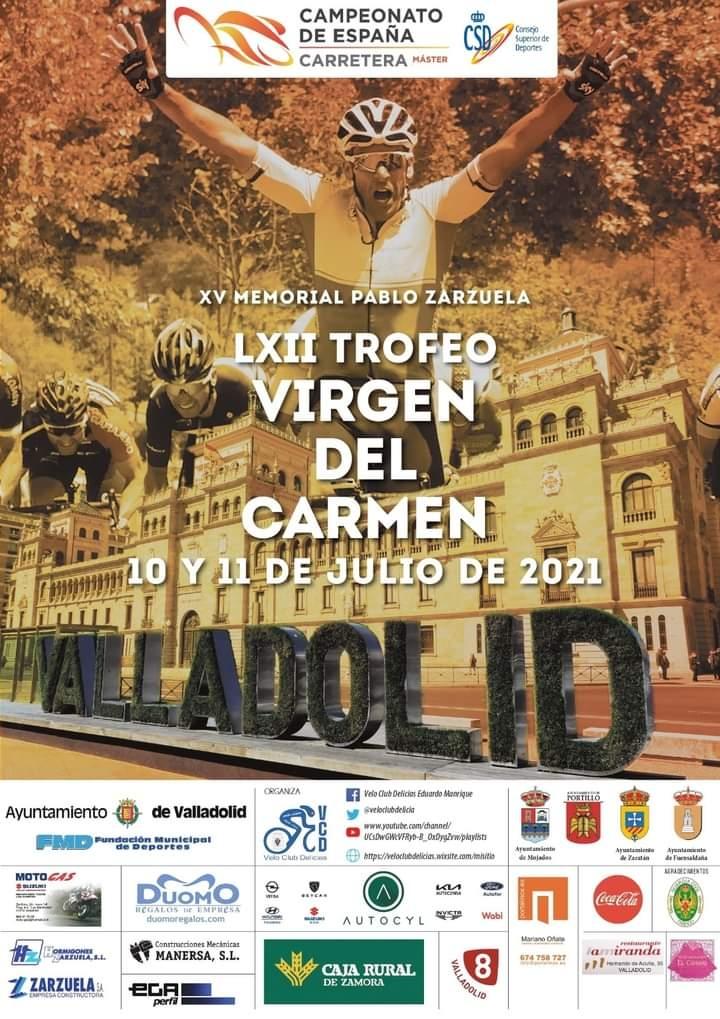 Event Poster XV MEMORIAL PABLO ZARZUELA