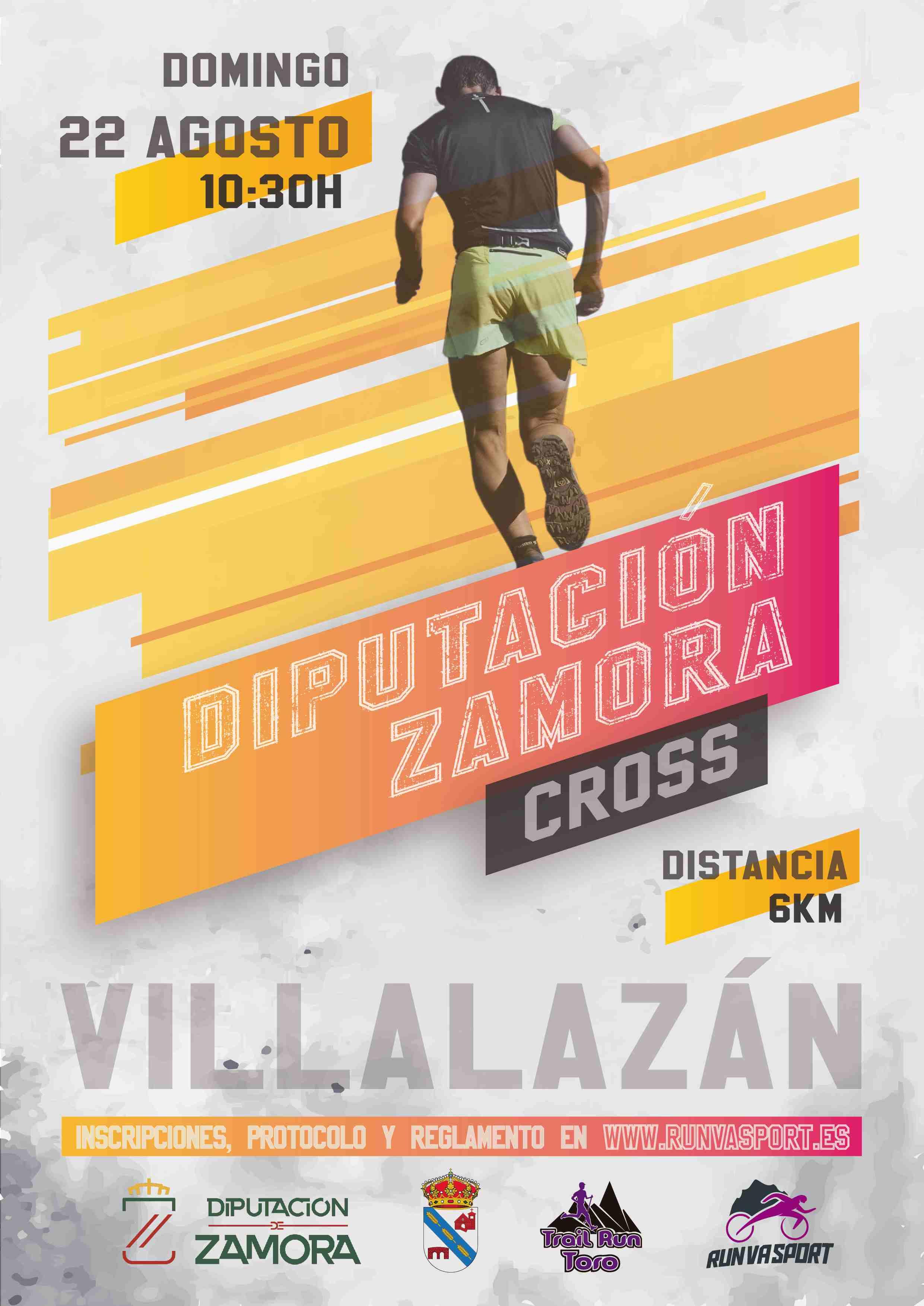 Event Poster CROSS DIPUTACIÓN DE ZAMORA