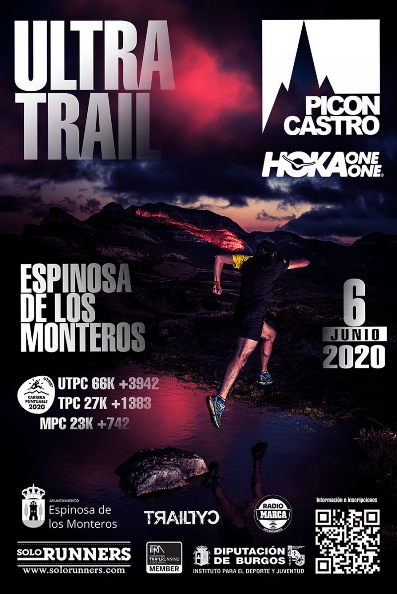 Cartel del evento LA PICÓN CASTRO