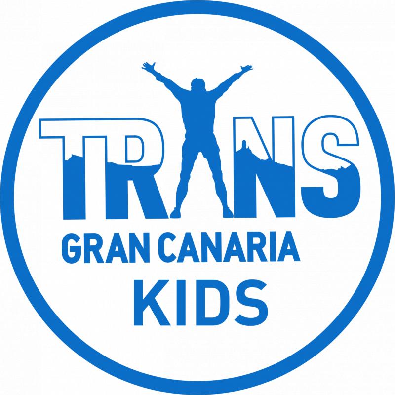 Cartel del evento TRANSGRANCANARIA KIDS 2020