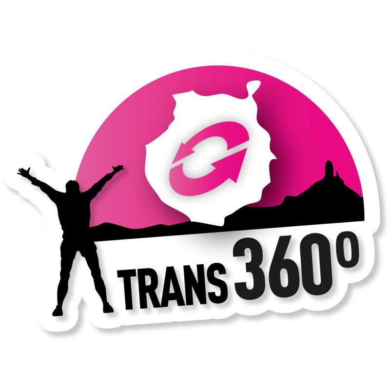 Cartel del evento TRANSGRANCANARIA 360º