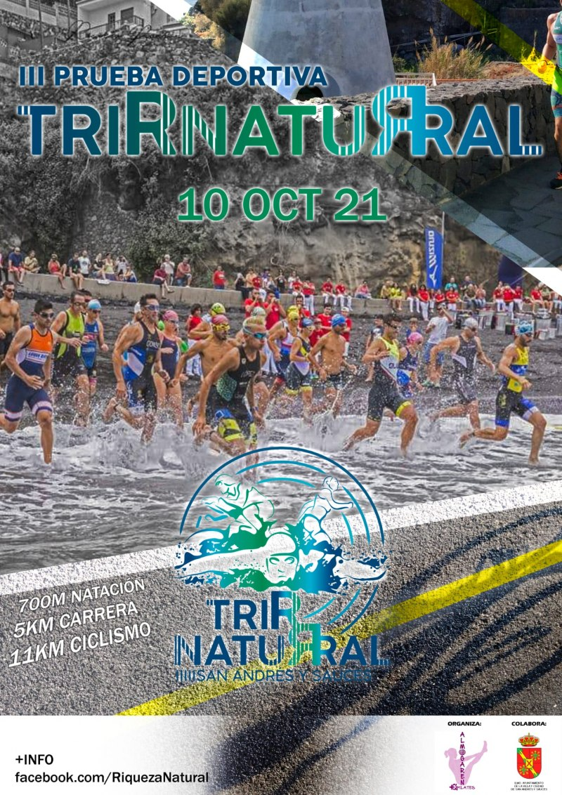Event Poster III TRI-RNATURAL 2022