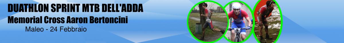 Classifiche  - 5° DUATHLON SPRINT MTB DELL'ADDA