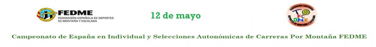 Inscripción - CAMPEONATO DE ESPAÑA EN LÍNEA INDIVIDUAL Y POR SELECCIONES AUTONÓMICAS   TRAIL RAE