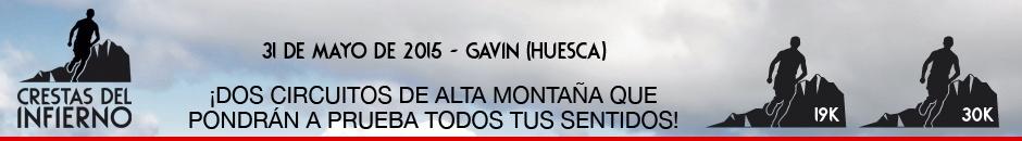 Clasificaciones  - CRESTAS DEL INFIERNO 2015