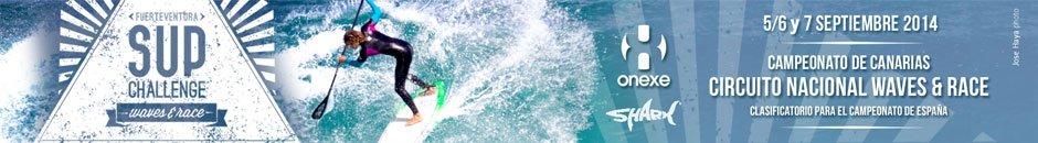 FUERTEVENTURA SUP CHALLENGE WAVES & RACE 2014