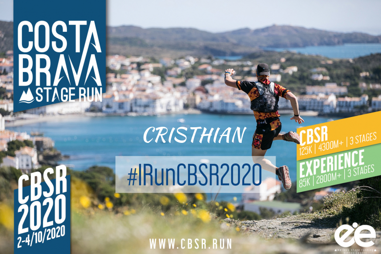 #YoVoy - CRISTHIAN (COSTA BRAVA STAGE RUN)
