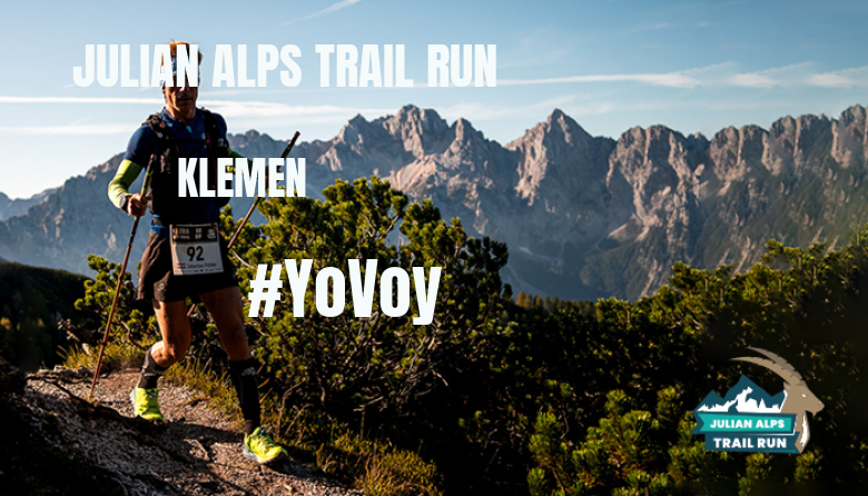 #JazGrem - KLEMEN (JULIAN ALPS TRAIL RUN)