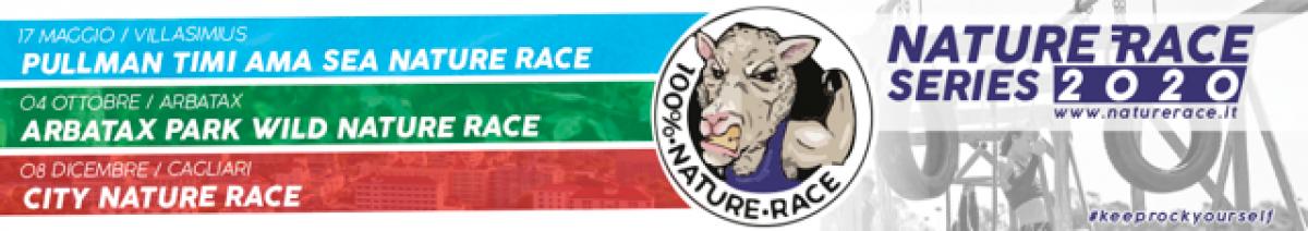 Iscrizione - NATURE RACE SERIES 2020