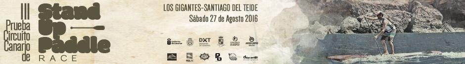 Inscripción - RACE STAND UP PADDLE LOS GIGANTES SANTIAGO DEL TEIDE PB   NO FEDERADOS