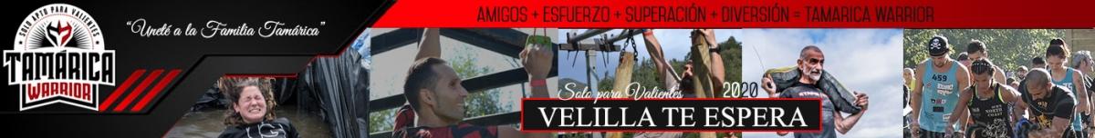 TAMARICA WARRIOR VELILLA DEL RÍO CARRIÓN