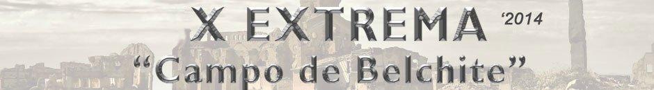 Clasificaciones  - X EXTREMA CAMPO DE BELCHITE