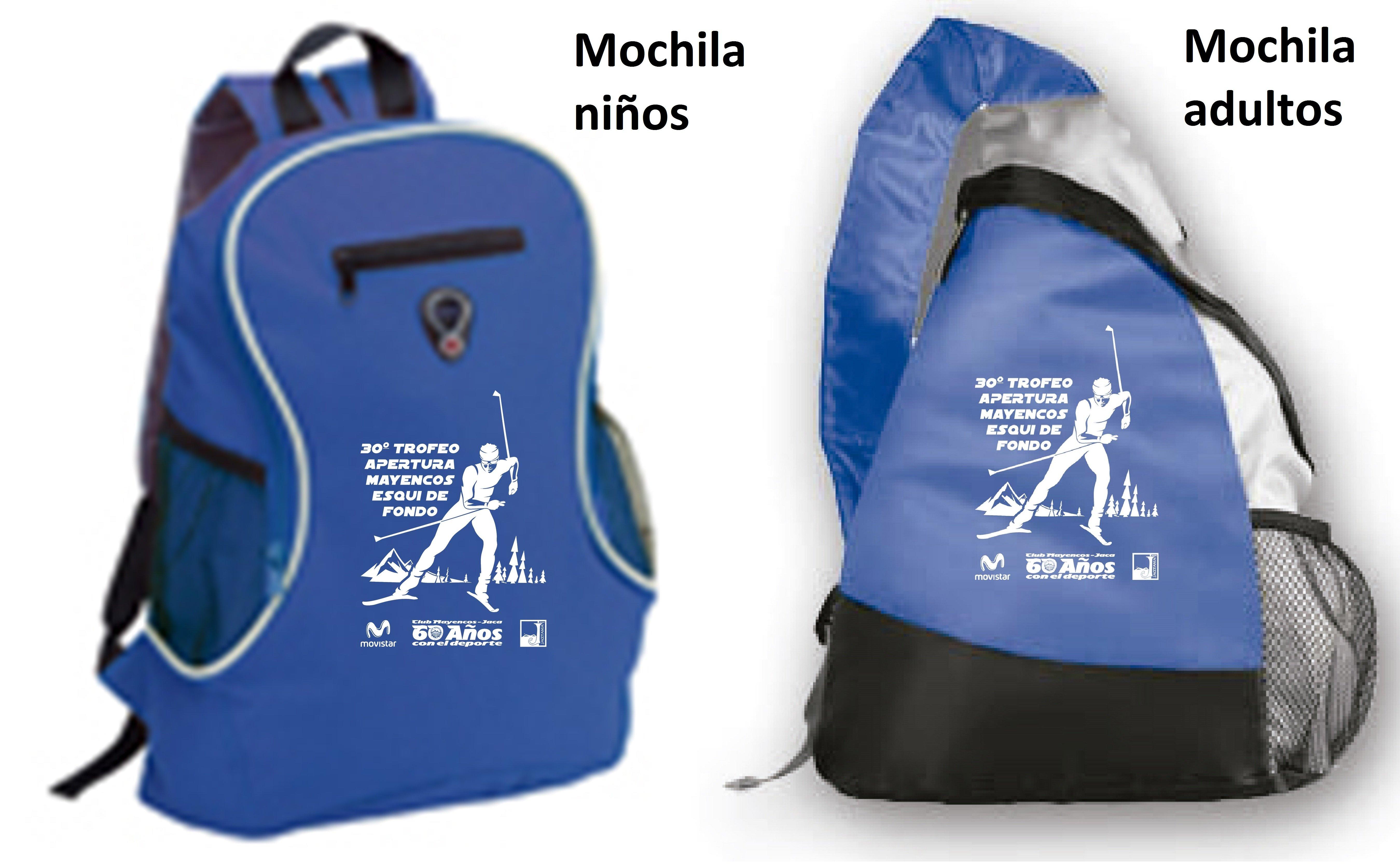 Simulación de las mochilas
