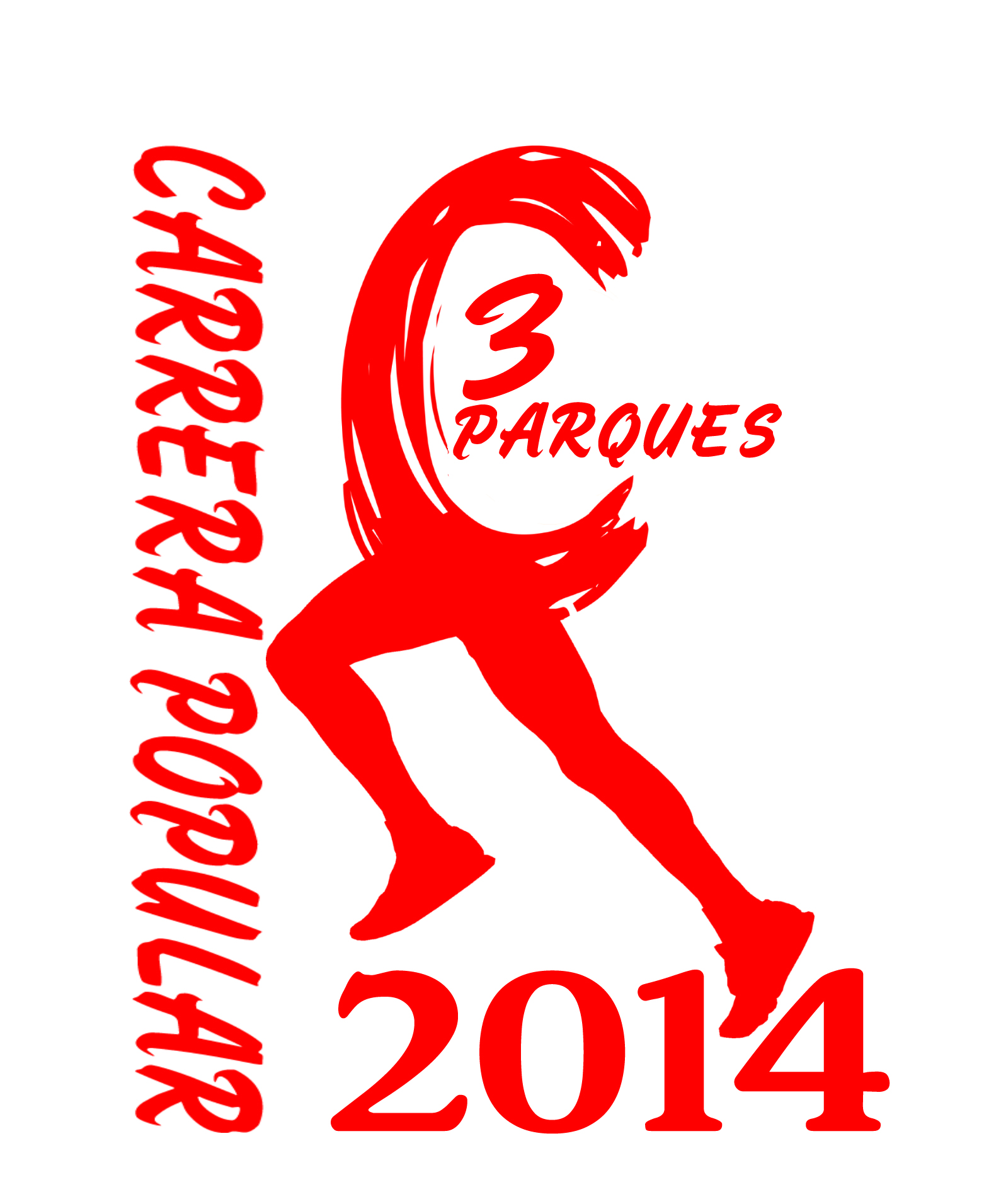 Descargar LOGO CARRERA POPULAR 3 PARQUES