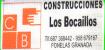 Construcciones Los Bocaillos