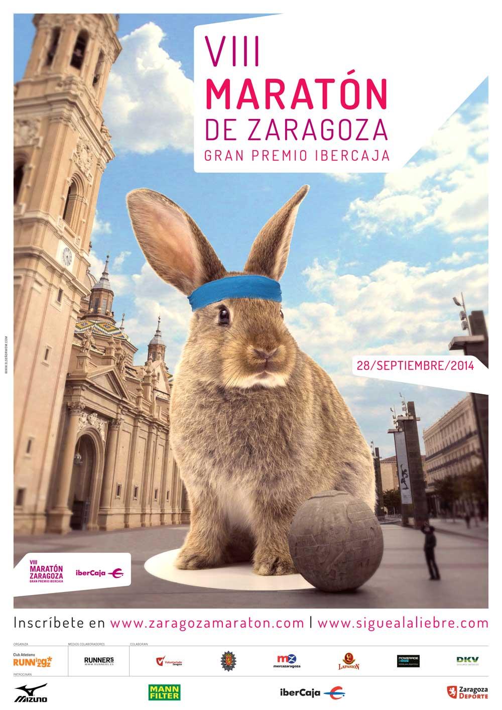 VIII MARATÓN DE ZARAGOZA - GRAN PREMIO IBERCAJA - Inscrivez-vous