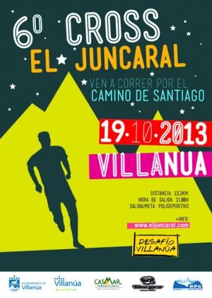 6º CROSS EL JUNCARAL - Inskriba zaitez