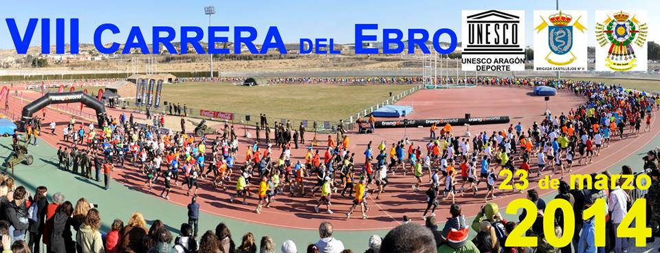 VIII CARRERA DEL EBRO - Register