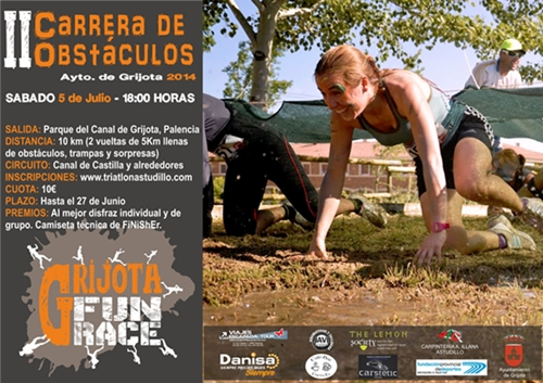 II GRIJOTA FUN RACE - Inscriu-te